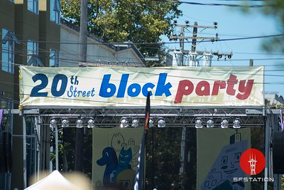 20th Street Block Party 2014