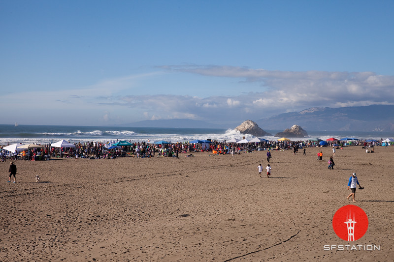 35th Annual Leap Sandcastle Classic, Nov 11, 2017 at Ocean Beach