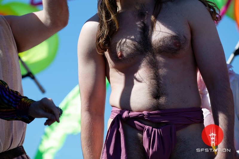40th Anniversary, Hunky Jesus and more, Apr 21, 2019 at Mission Dolores Park