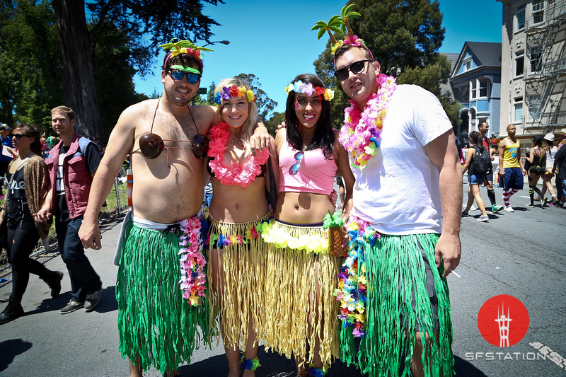 """Photo by Gabriella Gamboa<br><br><b>See event details:</b> <a href=""""http://www.sfstation.com/bay-to-breakers-2014-e1828302"""">Bay To Breakers 2014</a>"""