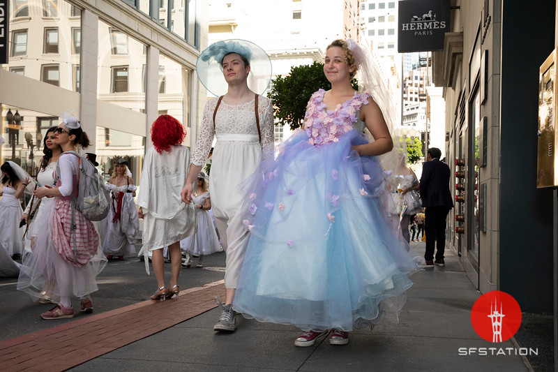 Brides of March 2019, Mar 17, 2019 from Bar Fluxus to Union Square