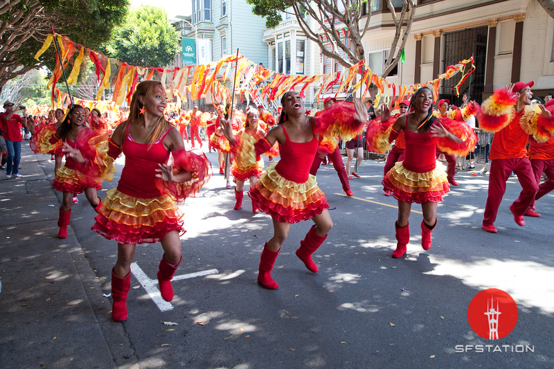 Carnaval 2016, May 29, 2016 in The Mission