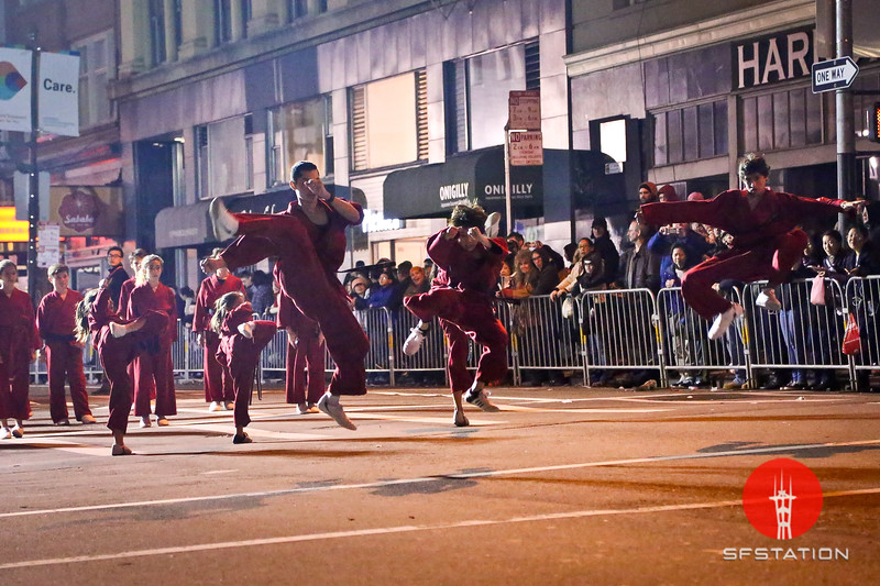 Chinese New Year Parade 2017, Feb, 11, 2017 in San Francisco