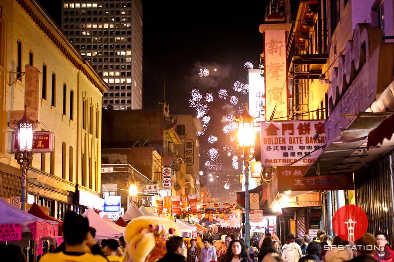 Chinese New Year Parade 2017