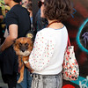Clarion Alley Block Party 2015, Oct 17, 2015 at Clarion Alley in The Mission