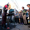 Clarion Alley Block Party 2017, Oct 21, 2017 in the Mission District