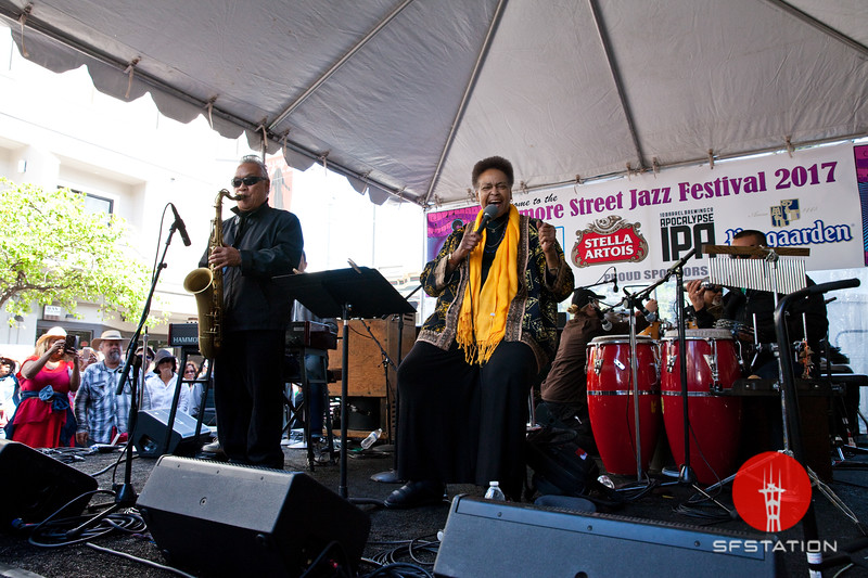 Fillmore Jazz Festival 2017, Jul 1-2, 2017 on Fillmore Street