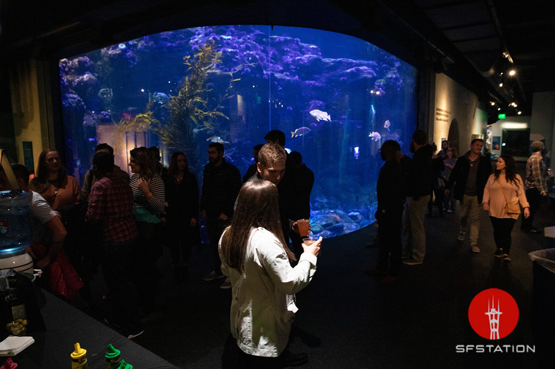 Friendsgiving NightLife, Nov 15, 2018 at the California Academy of Sciences