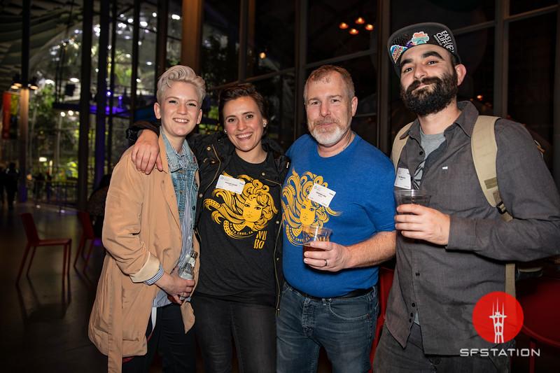 Friendsgiving NightLife, Nov 15, 2018 at the California Academy of Sciences