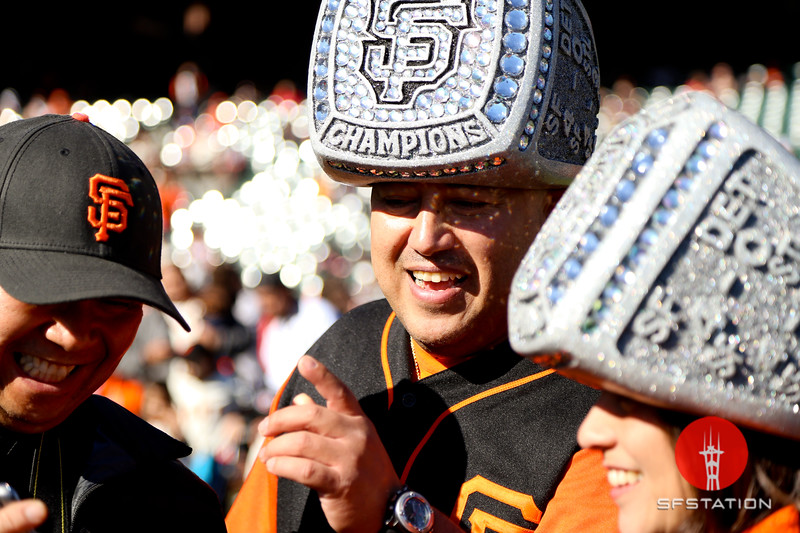 """Photo by Gabriella Gamboa<br><br><b>See event details:</b> <a href=""""http://www.sfstation.com/giants-fanfest-2012-e1489842"""">Giants FanFest 2014 </a>"""