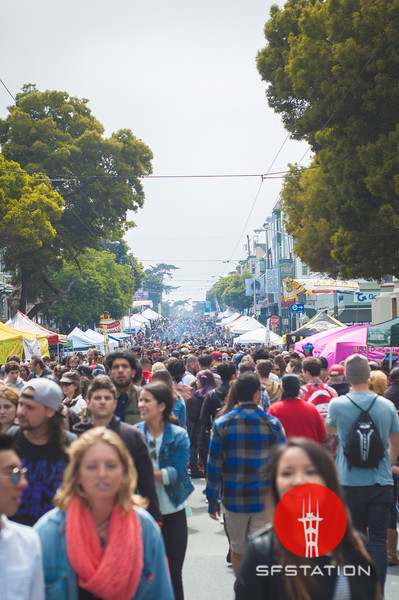 Haight Ashbury Street Fair 2015