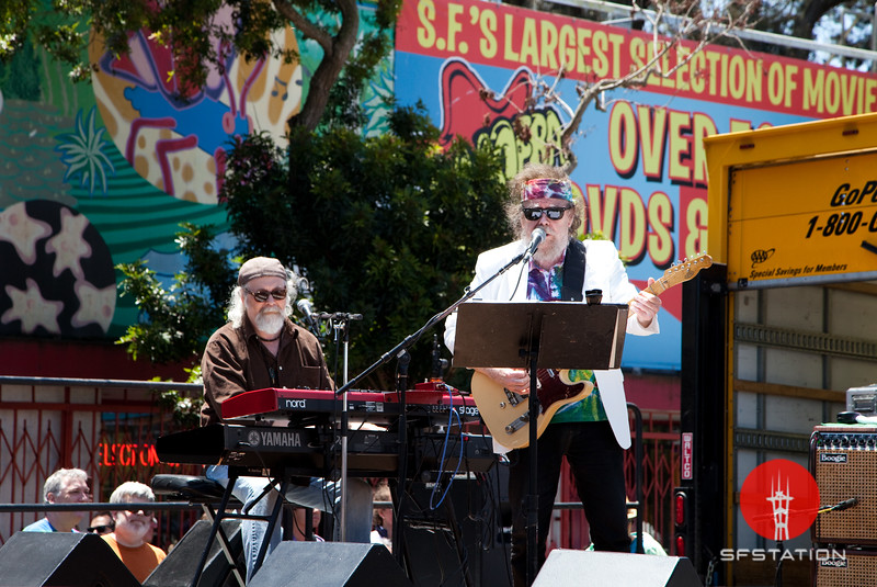 Haight Street Fair 2016, Jun 12, 2016 on Haight Street in San Francisco