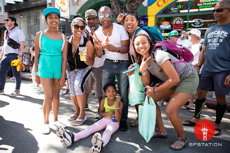 Haight Street Fair 2019, Jun 9, 2019 on Haight Street