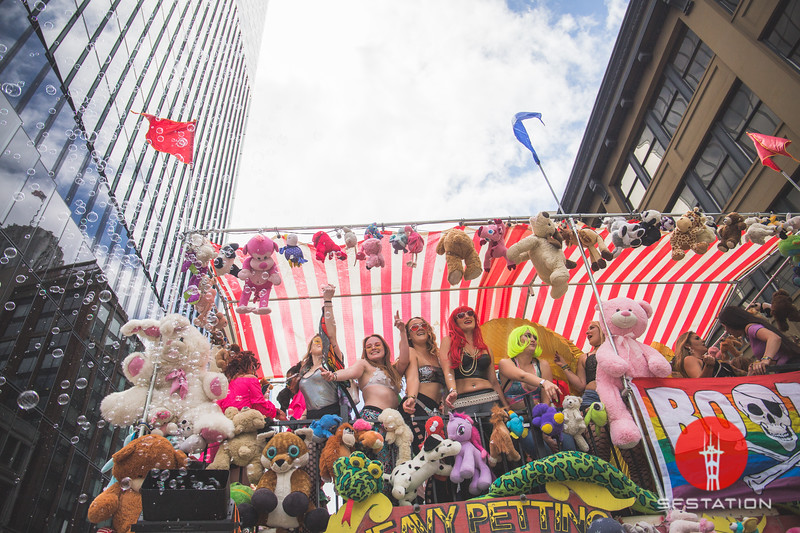 How Weird Street Faire 2019, May 5, 2019 on Howard Street