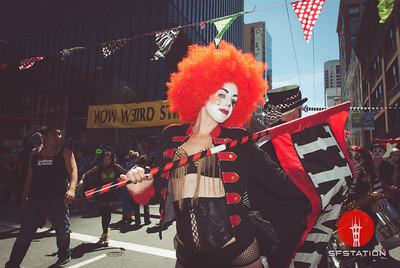 How Weird Street Faire 2015