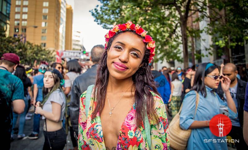 How Weird Street Faire 2017, May 7, 2017 on Howard Street