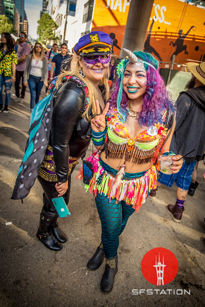How Weird Street Faire 2017, May 7, 2017 on Howard Street