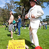 Hunky Jesus Easter Celebration    Mar 27, 2016 at Hellman Hollow, Golden Gate Park