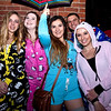 Onesie Pub Crawl, Mar 4, 2017 at Pier 39 and Fisherman's Wharf