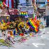 Pride Parade 2016, Jun 26, 2016 on Market Street in San Francisco