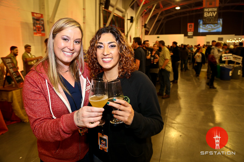 """Photo by Gabriella Gamboa<br /> <br /> See event details:<br /> <a href=""""http://www.sfstation.com/sf-beer-week-opening-gala-2015-e2038032"""">http://www.sfstation.com/sf-beer-week-opening-gala-2015-e2038032</a>"""