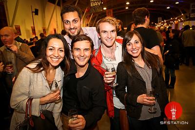 SF Beer Week Opening Gala 2015