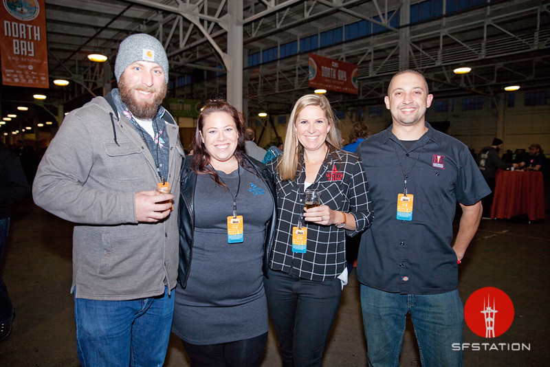 SF Beer Week 2017, Feb 10, 2017 at Pier 48