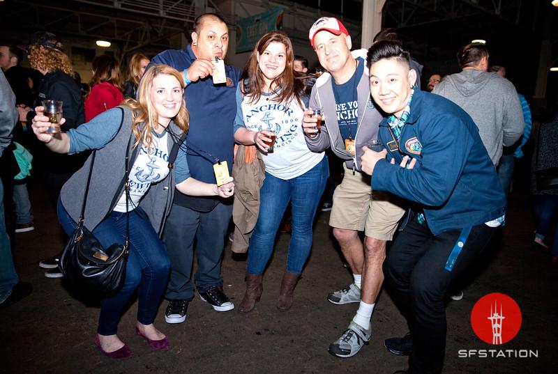 SF Beer Week 2017, Feb 10, 2017 at Pier 48