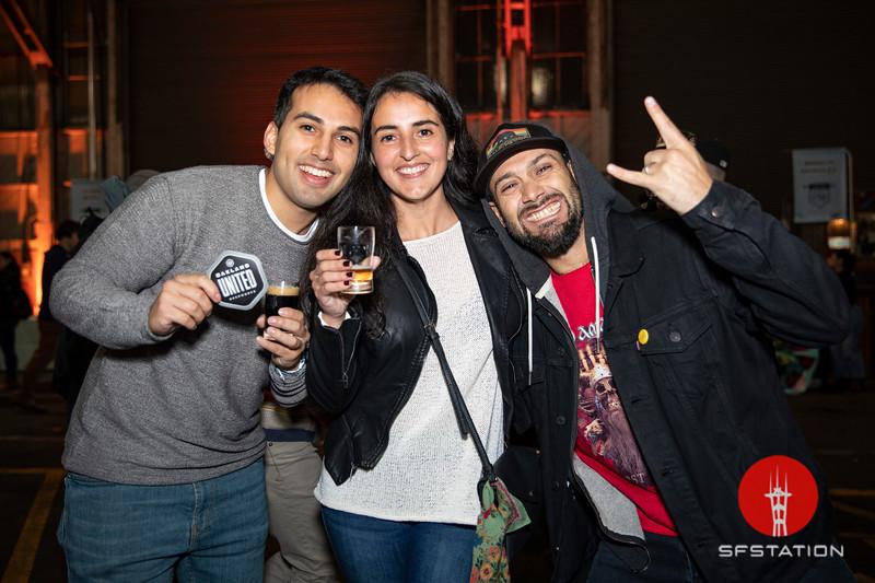 SF Beer Week Opening Gala 2019, Feb 1, 2019 at Pier 35