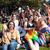 SF Dyke Rally & March 2019, Jun 29, 2019 at Dolores Park in San Francisco