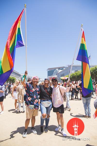 SF Pride Parade 2019, Jun 30, 2019 in San Francisco