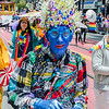 SF Pride, Jun 25, 2017 on Market Street in San Francisco