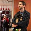 SF SPCA Holiday Windows 2018, Nov 16, 2018 at Macy's Union Square