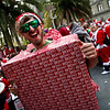 "Photo by Gabriella Gamboa<br /> <br /> See event details here:<br /> <a href=""http://www.sfstation.com/santacon-2014-and-snowball-fight-e1786112"">http://www.sfstation.com/santacon-2014-and-snowball-fight-e1786112</a>"