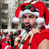 Santacon 2015, Dec 12, 2015 in Union Square