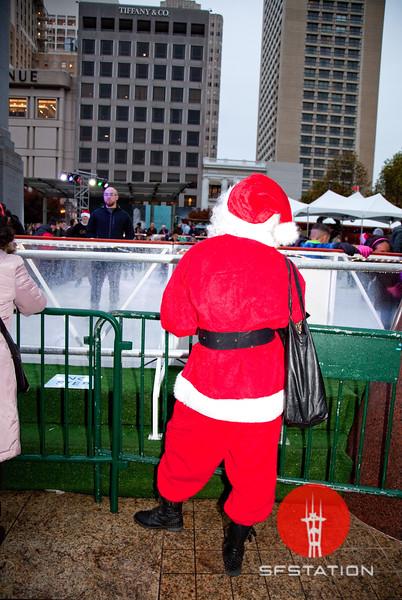 Santacon 2016, Dec 10, 2016 at Union Square