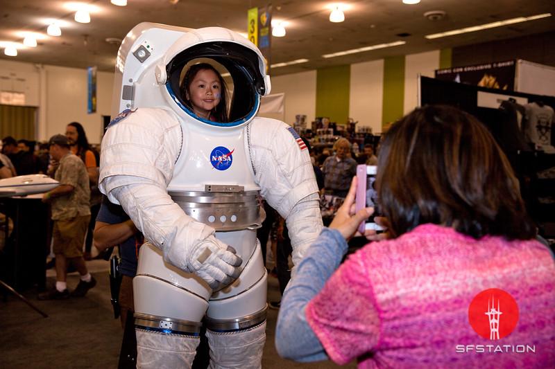 Silicon Valley Comic Con 2017, Apr 23, 2017 at the San Jose Convention Center