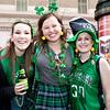 St. Patrick's Day Parade, Mar 11, 2017 on Market Street