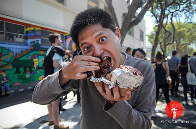 San Francisco Street Food Festival 2014