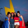 7th Annual SuperHero Street Fair Oct 22, 2016 on Napolean Street in San Francisco
