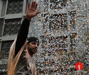 San Francisco Giants World Series Parade 2014