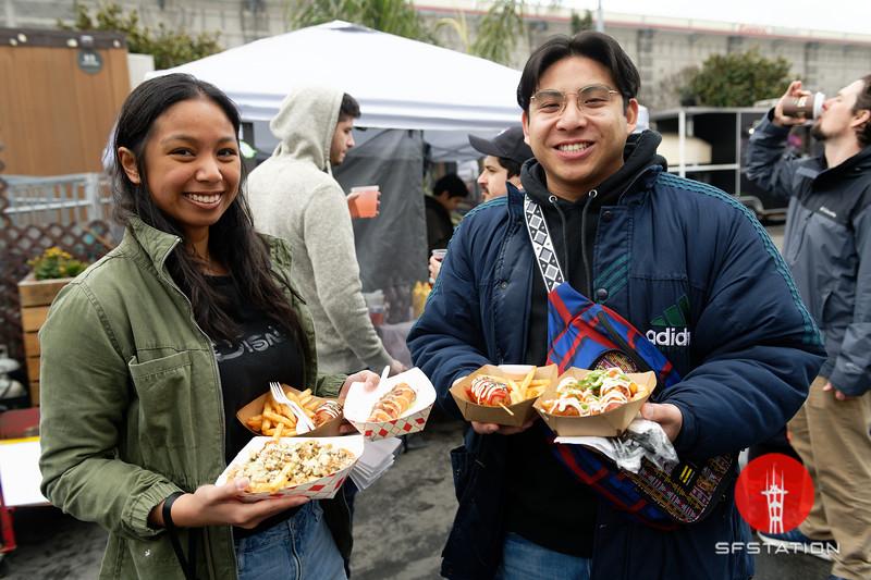 The Great San Francisco Corn Dog Festival, Mar 9, 2019 at SoMa StrEat Food Park