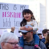 Women's March 2019, Jan 19, 2019 at Civic Center in San Francisco