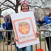 Women's March on DC Jan 21, 2017 in Washington D.C.
