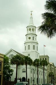 Holy City Steeple Tour