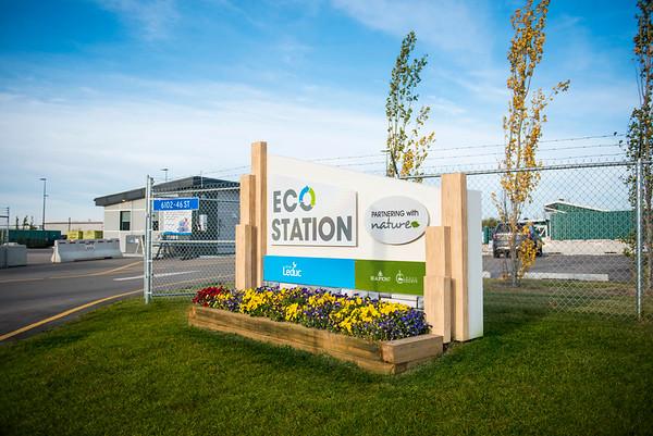 Leduc Eco Station