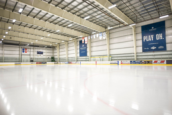 Leduc Recreation Centre Twin Arena
