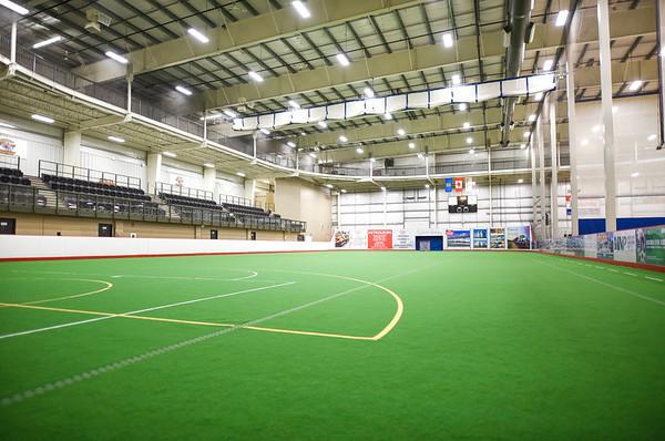 Leduc Recreation Centre - Boarded Field House