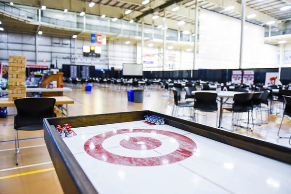 Leduc Recreation Centre Field House