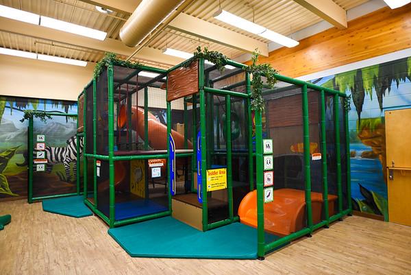 Leduc Recreation Centre Indoor Playground